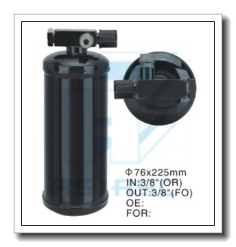 Filter Drier for Auto Air Conditioning Part (Steel) 76*225 pictures & photos