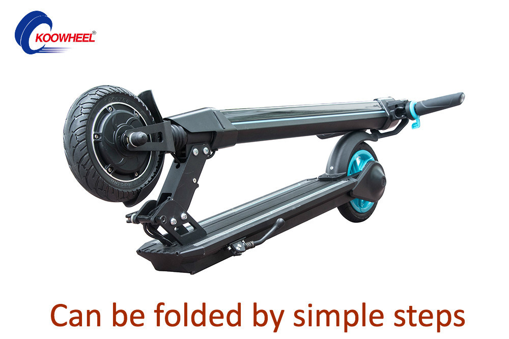 350W 36V Foldable 2 Wheel Mobility Brushless Motor Electric Scooter L8