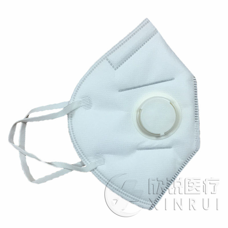Valve Industrial Item N95 hot Face With Protective Respirator Dust Disposable Mask