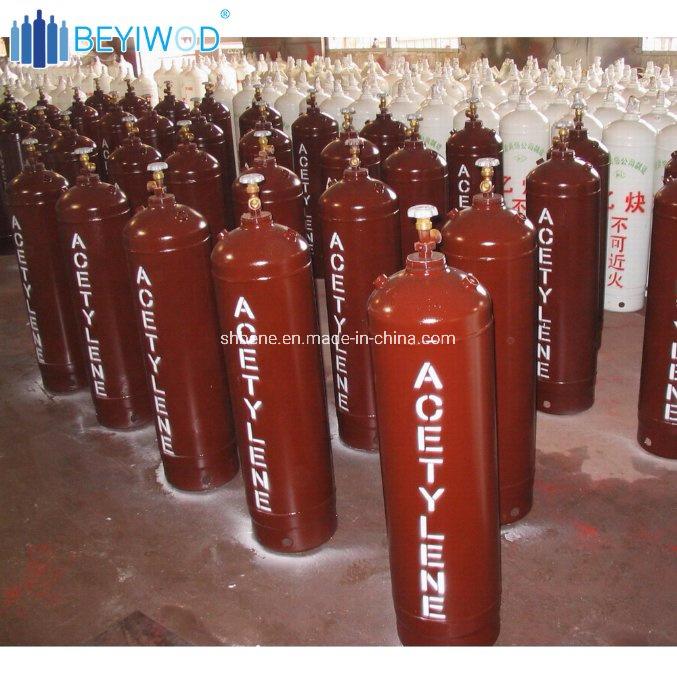 Dissolved acetylene cylinder(C2H2 cylinder) - 40L - safe