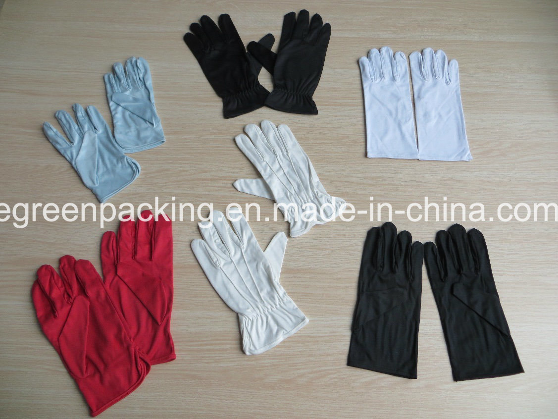 Microfiber Gloves for Jewelry, Watch