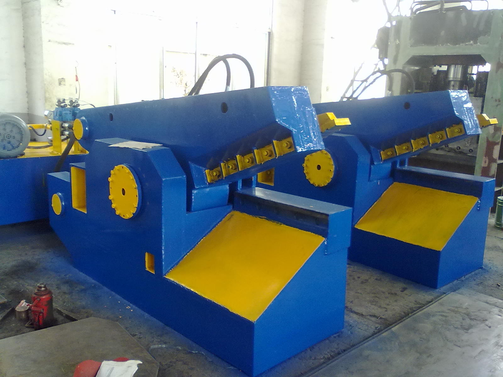 Alligator Shear for Cutting Metal Machine/Scrap Metal pictures & photos