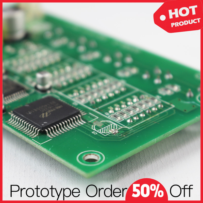 Reliable Quick Turn Multilayer PCB Prototype Board