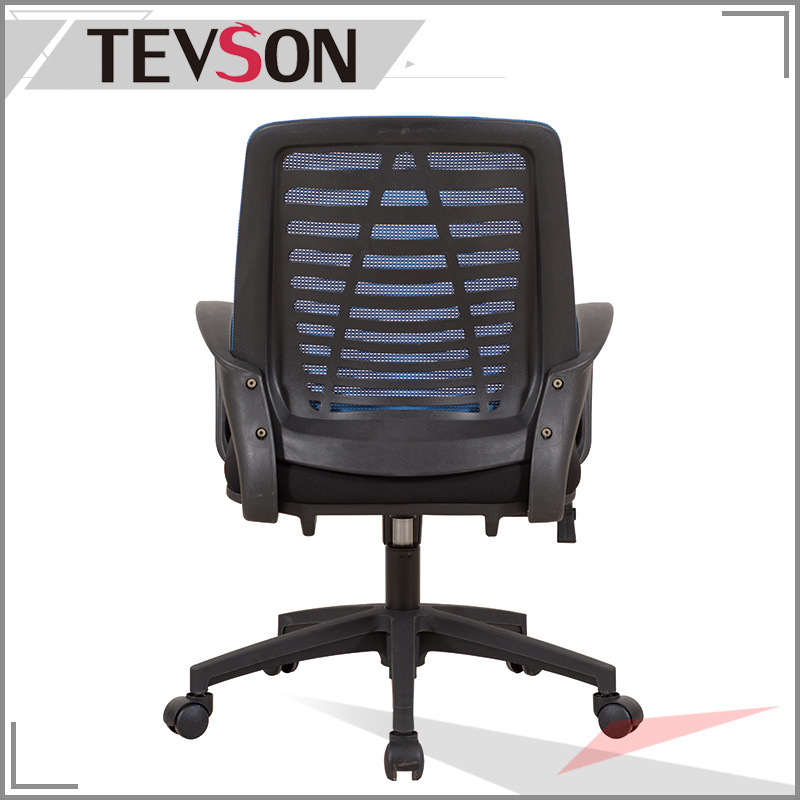Fashion Office Swivel Chair with Mesh Back in Different Color pictures & photos