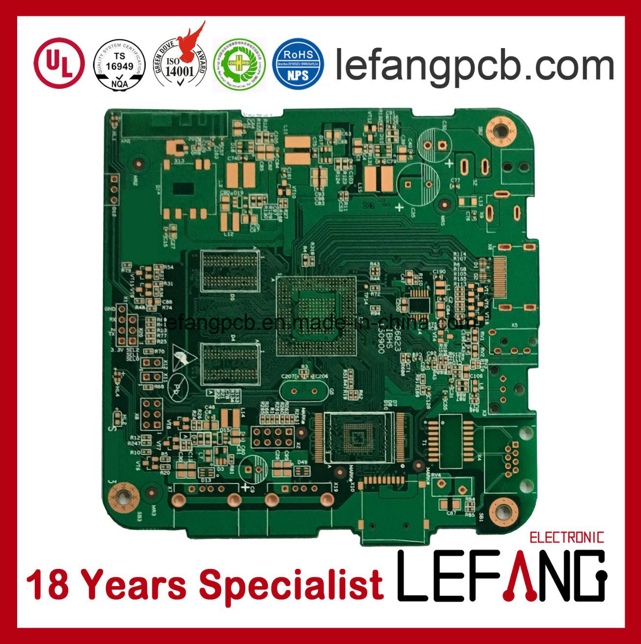China Power Amplifier Pcb Manufacturers Remote Control Toy Car Transmitter Circuit Automotivecircuit Suppliers