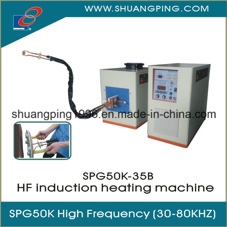 Spg50k-15 to Spg50k-600 Indcution Heating Machine