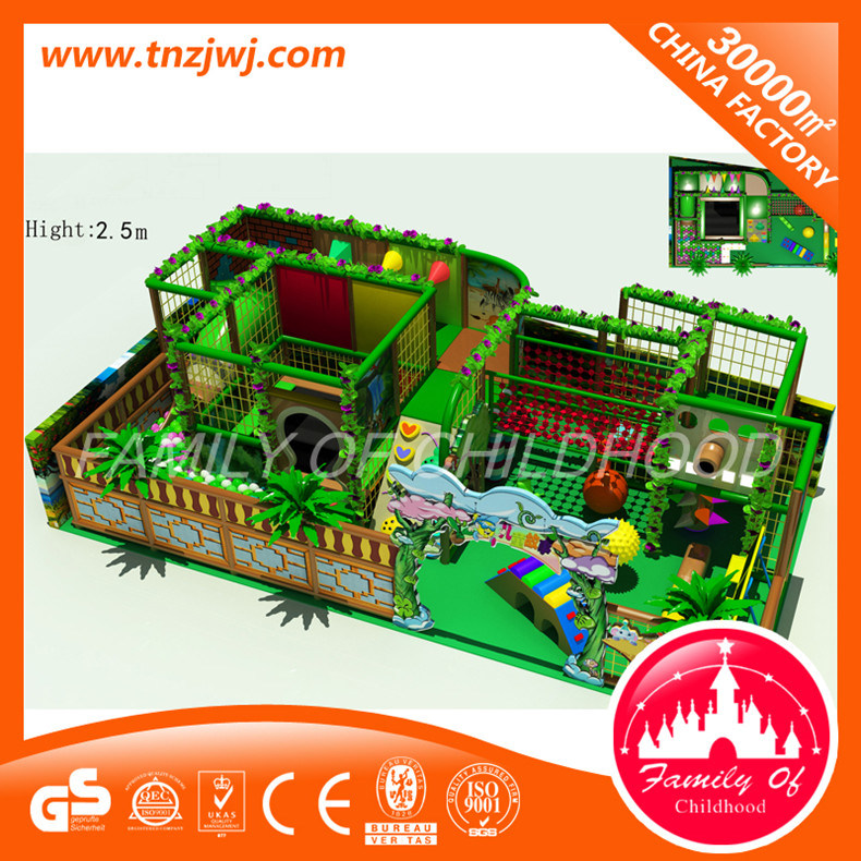 Funny Guangzhou Kids Indoor Playground Soft Games pictures & photos