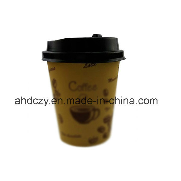 [Hot Item] High Quality 8oz Dixie Coffee Cups with Lids for Sale