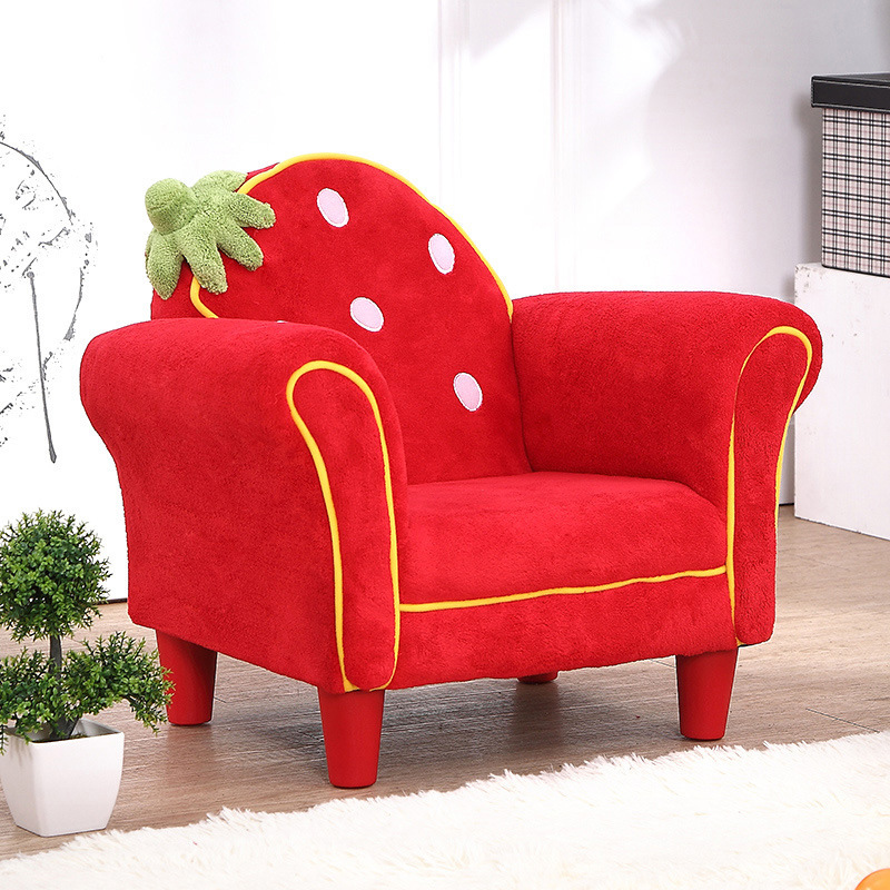 Strawberry Nursery Preschool Children Sofa Chair/Kids Furniture (SF-261-S) pictures & photos
