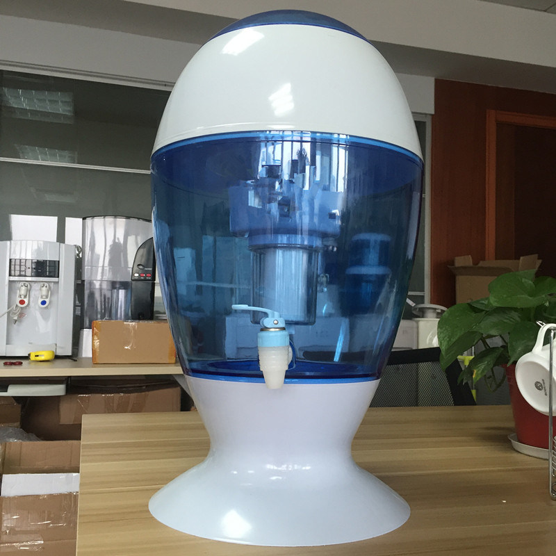 Home Style Water Filter Mineral Pot Non-Electric 19L pictures & photos