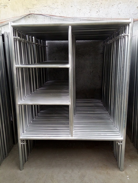 China H Frame Scaffolding Parts, H Frame Scaffolding Parts ...