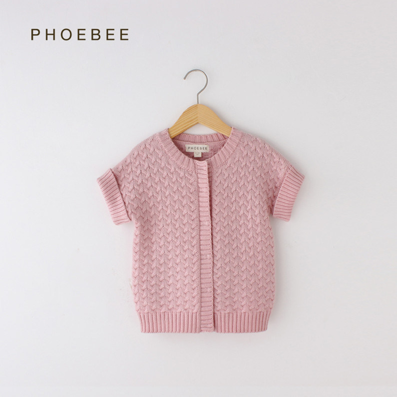 100% Wool Phoebee Wholesale Children Winter Garment for Girls