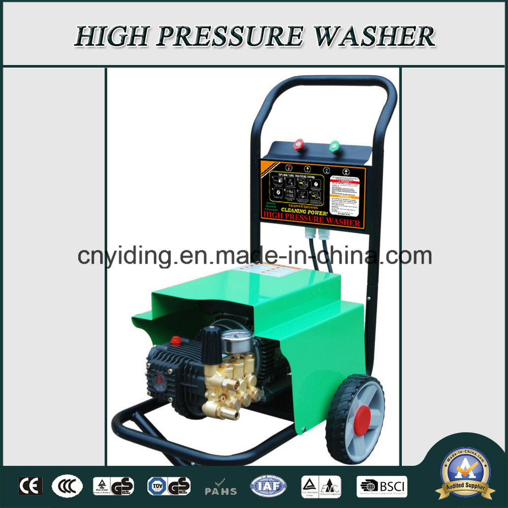 100bar 10L/Min Commerical Duty Electric Pressure Washer (HPW-DYE1015SC)