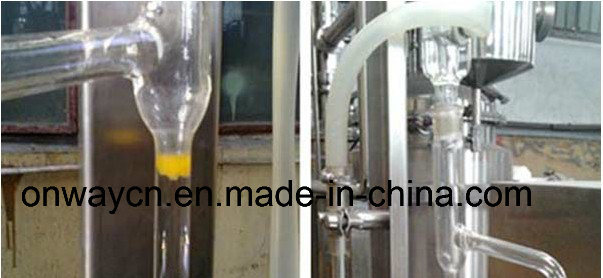 Tq High Efficient Energy Saving Industrial Steam Distillation Distillation Machine Essential Oil Distiller
