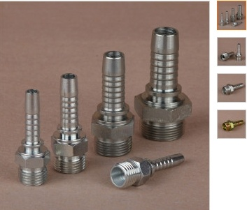 Metric Female Cone Hydraulic Hose Fitting pictures & photos