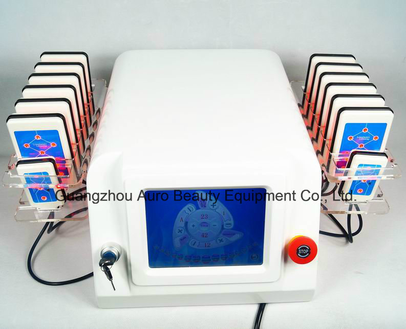 New Body Slimming Beauty Lipo Laser Machine for Sale