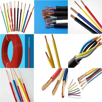 0.5mm 1.0mm 1.5mm 2.5mm PVC Insulation Electrical Wire and Cable pictures & photos