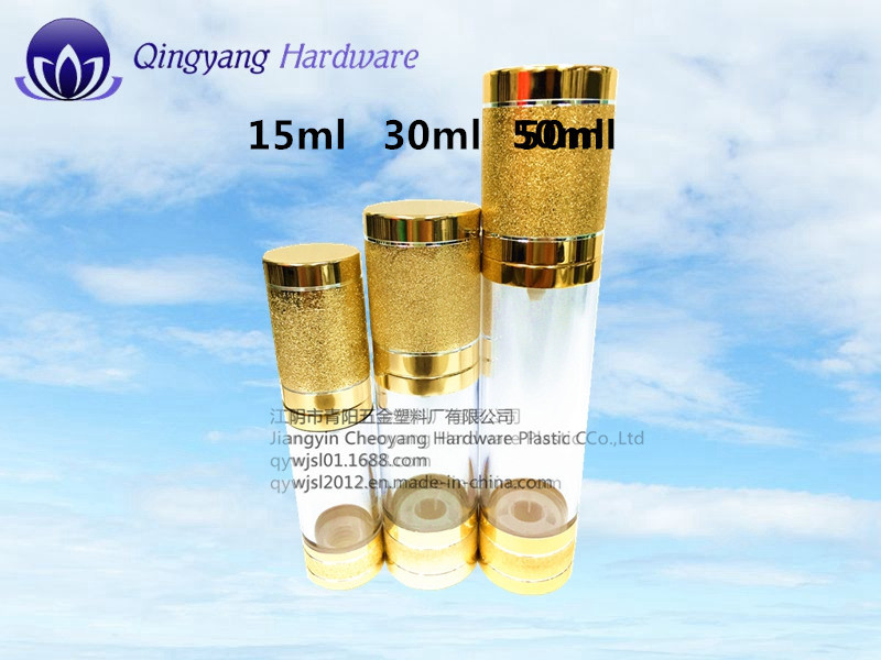 15g30g50g Aluminum Screw Cream Jar Cap&Airless Bottle Factory Direct pictures & photos