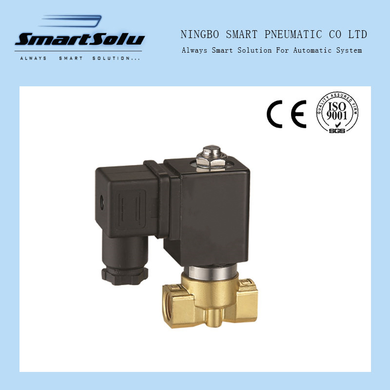 2W Series Mini Direct Acting Normally Open Solenoid Valve pictures & photos
