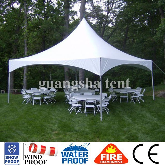 [Hot Item] 30 Person Exhibition Event Fireproof Canopy Big Tent 20X20