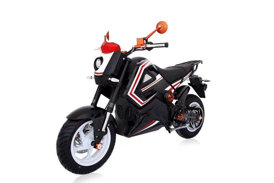 Hot Selling Electric Racing Motorcycle with MID-Engine