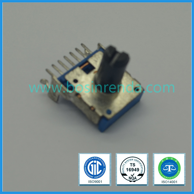 Passive Components Without Switch 14mm Rotary B504 Potentiometer