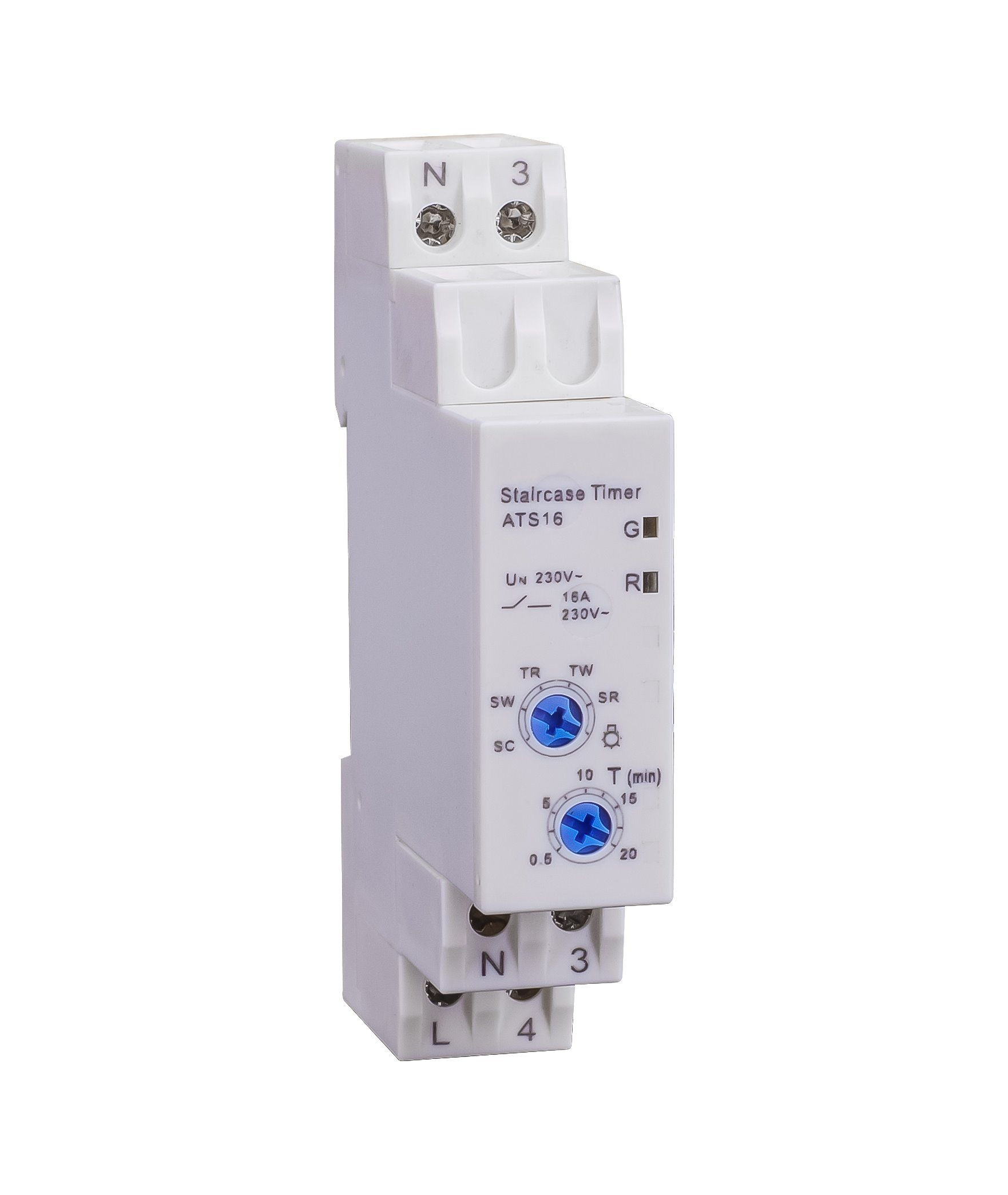China Weekly Programmable Timer Relay Gst3 16d Photos Circuit Breaker With