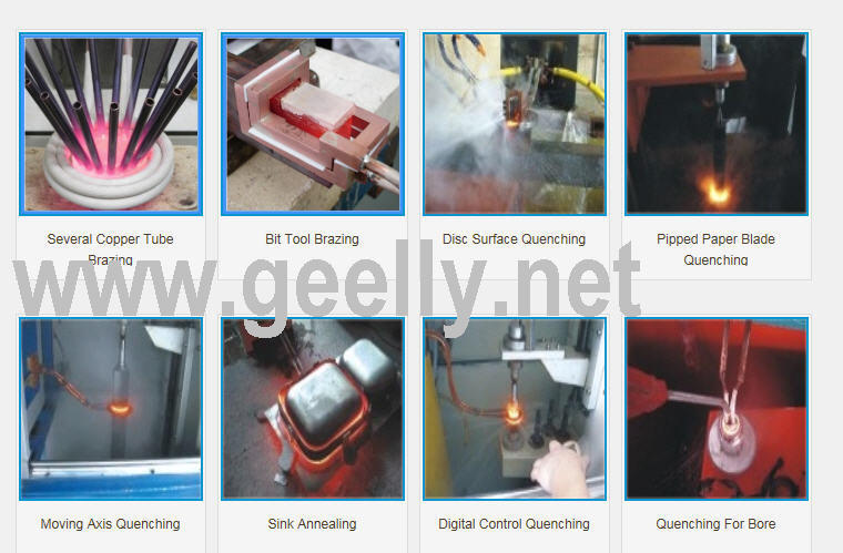 Hot Forging Furnce/Rod Heating Furnace/Induction Heating Machine pictures & photos