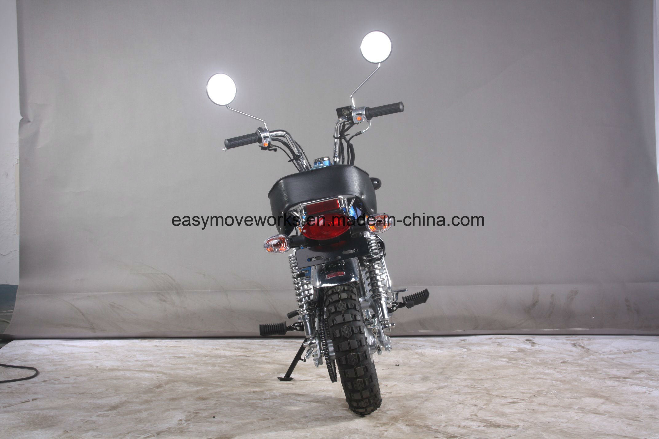 Zhenhua Classic Motorcycle Monkey Bike 50cc Euro4 Efi pictures & photos