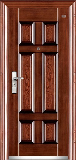 China Steel Door Factory Cheap Price Long Use Life Nice Design