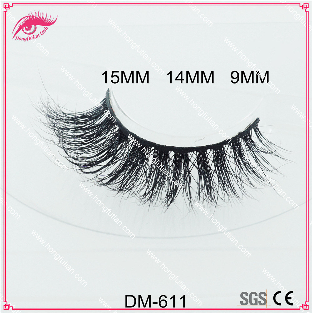 Wholesale High Quality Private Label 3D Mink Lashes