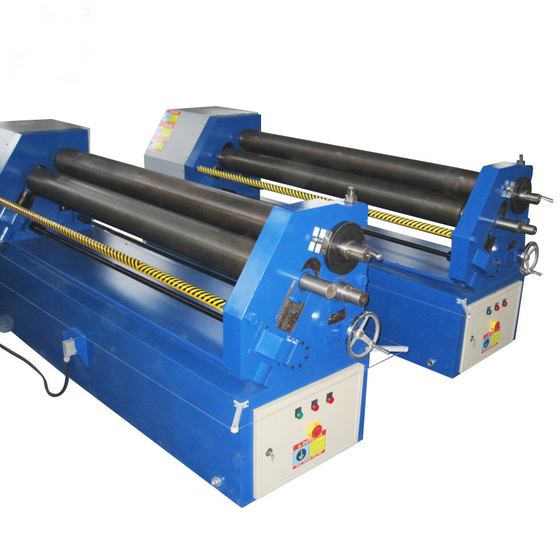 Rolling Machine with 3 Roll Mechanical Symmetric (W11-8X2500) pictures & photos