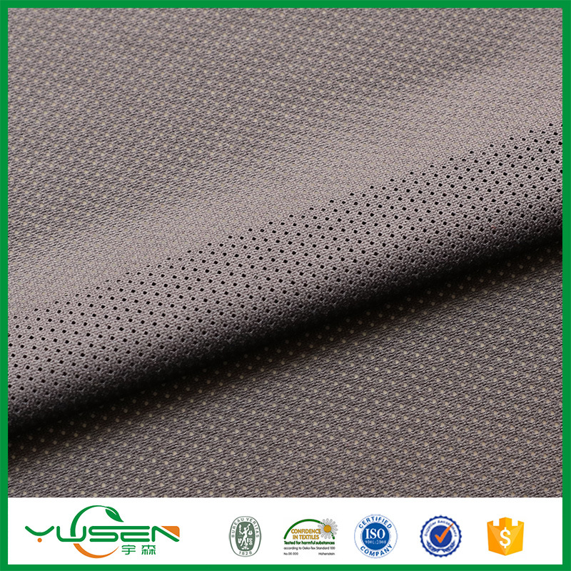 PVC Coated Polyester Mesh Fabric pictures & photos