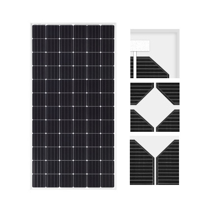 [Hot Item] High Efficiency 365W 370W 375W 380W 385W Mono Perc Solar Panel  Jinko Q Cells Jasolar Gcl Top 10 Leader