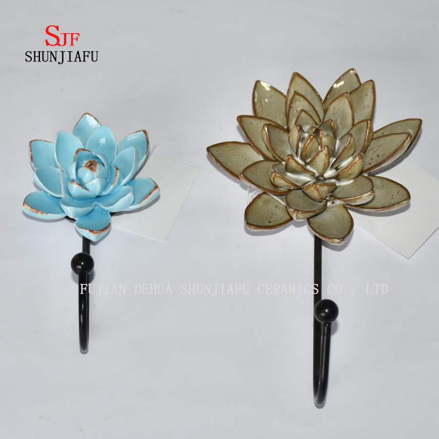 China 2017new Design / Creative with Flower Business Card Clip/Card ...