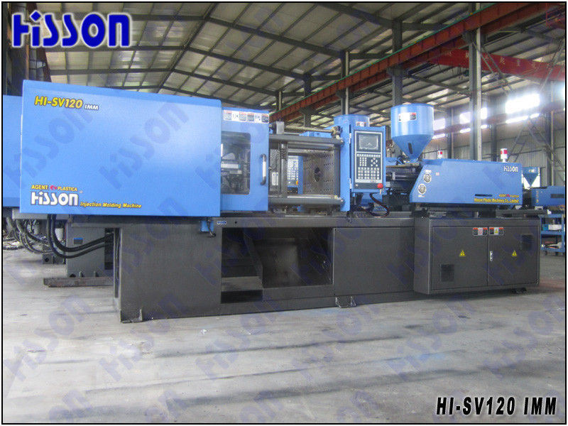 Servo Motor Injection Molding Machine 120t Hi-Sv120