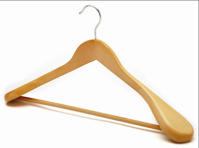 2016 Good Quality Wooden Hanger