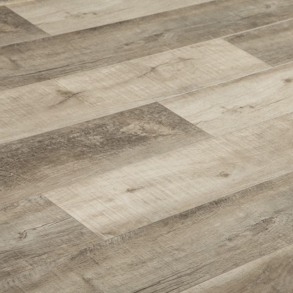 White Checkered Spc Vinyl Flooring