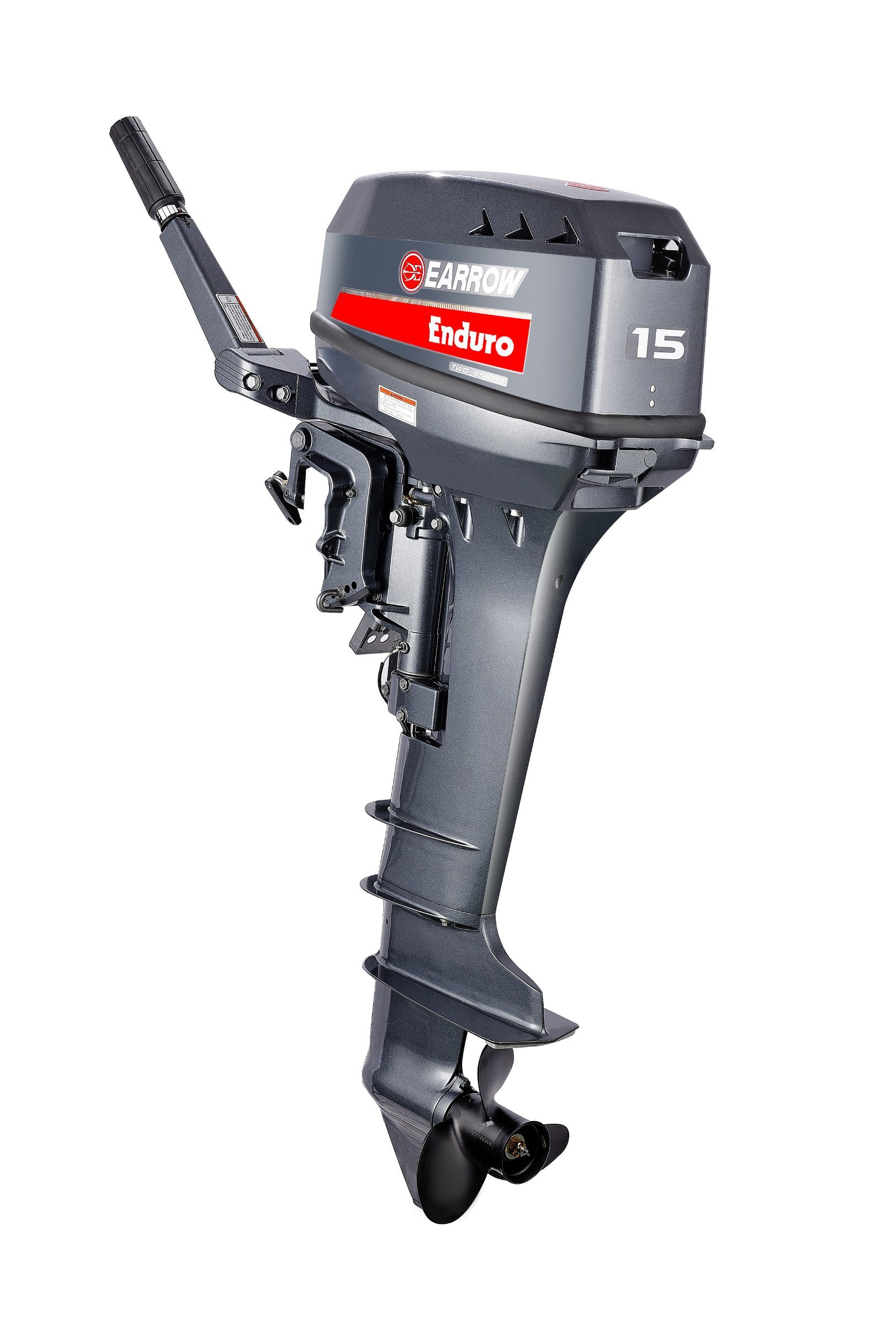 China 2 Stroke Outboard Engines for Sale 15HP Enduro Boat Motor