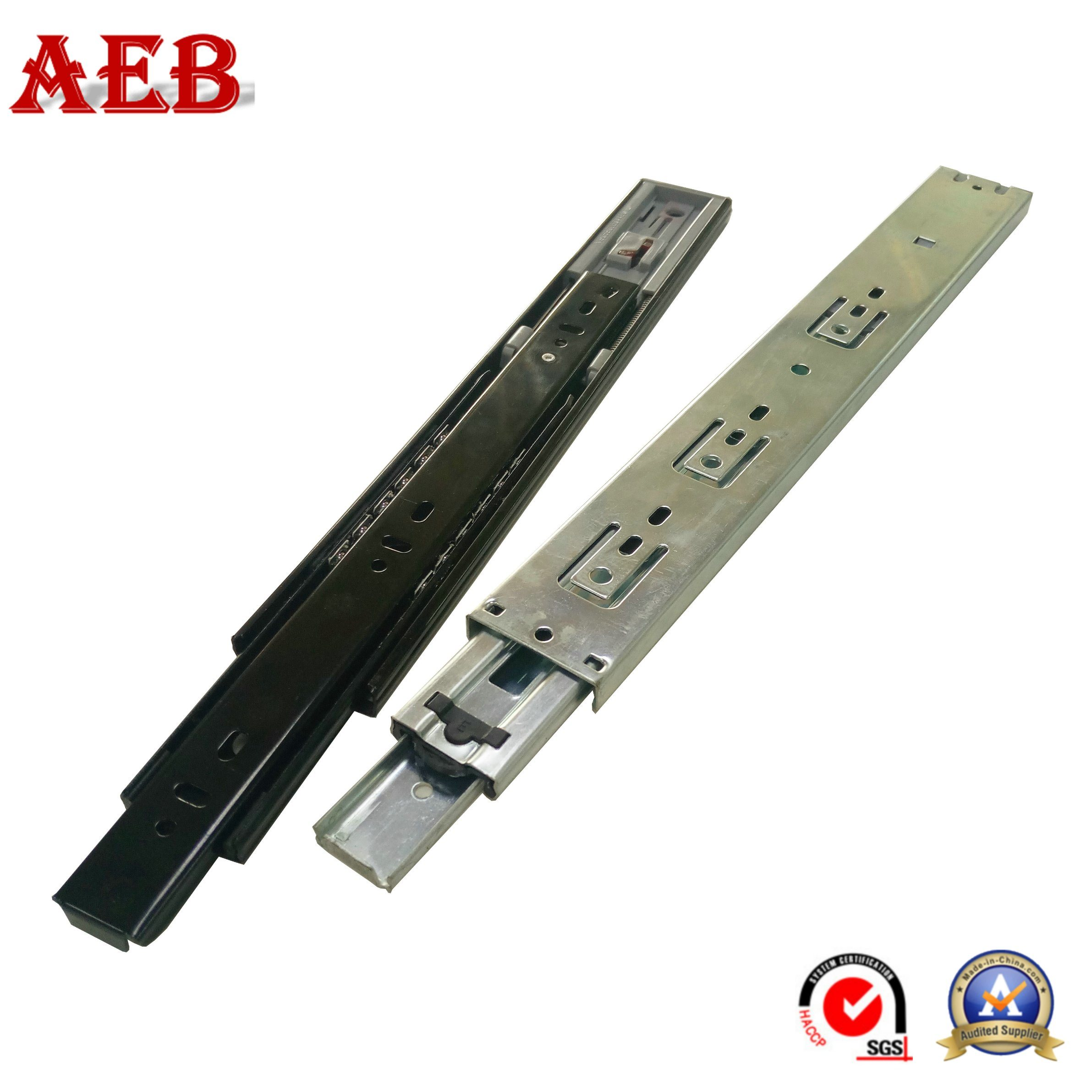 of bearing fold product lspjxyoseukc rails ball china industrial linear slides full slide extension drawer