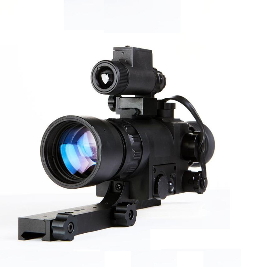 Super Gen1 Lightweight and Ruggednight Night Vision Riflescope for Hunting pictures & photos