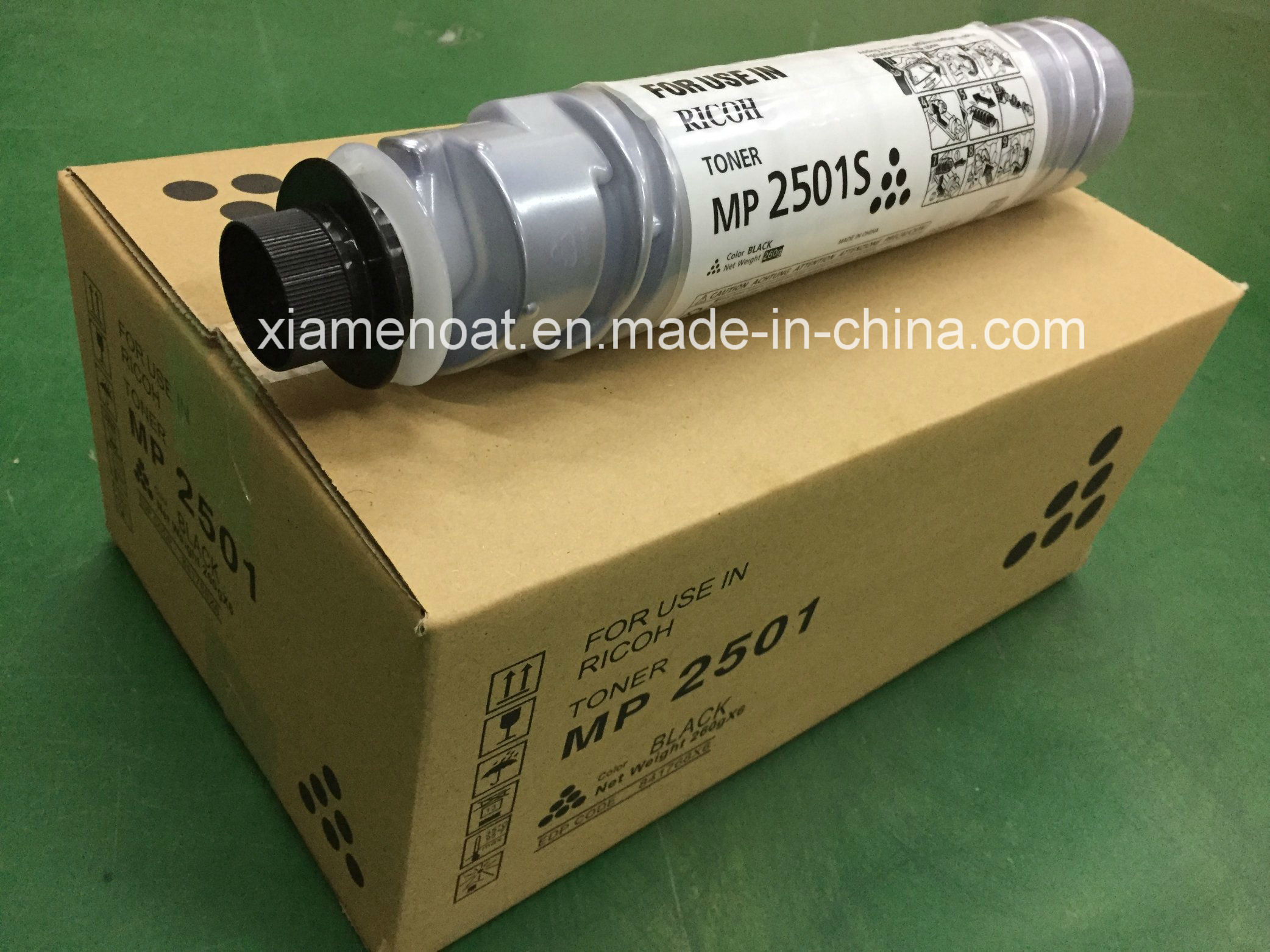MP2501d Copier Toner for Use in Ricoh Aficio 1813/2501/2001 pictures & photos