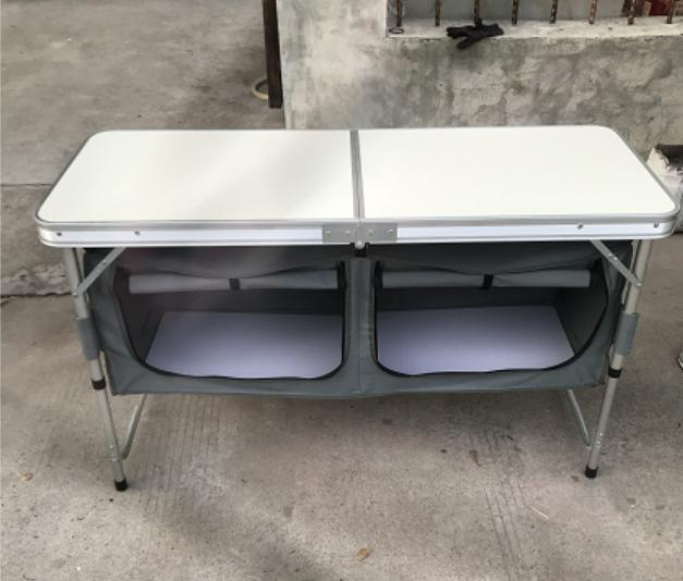 China Outdoor Camping Kitchen Table Folding Kitchen Folding Table China Table Aluminum Camping Table Outdoor Table