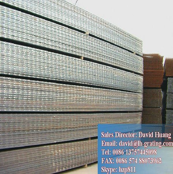 Untreated Steel Grating Without Any Coating Surface pictures & photos
