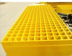 Fiberglass Pultruded Grating, Fiberglass Pultrusion Profile, FRP/GRP I Beam Grating