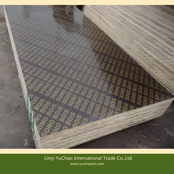 A/A Grade WBP Glue Film Faced Plywood for Construction