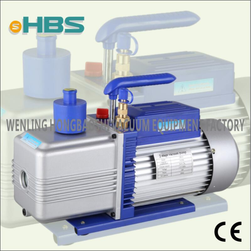 China 2 Stage 12cfm Deep Fast Ac Recovery Vacuum Pump R410a R134