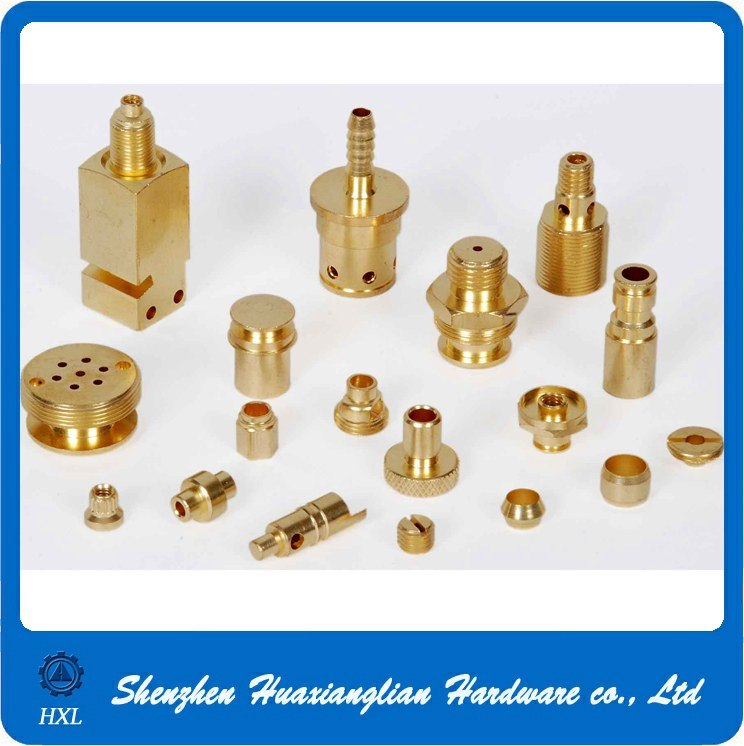 Custom Precision Machining Milling Metal Turning Part pictures & photos