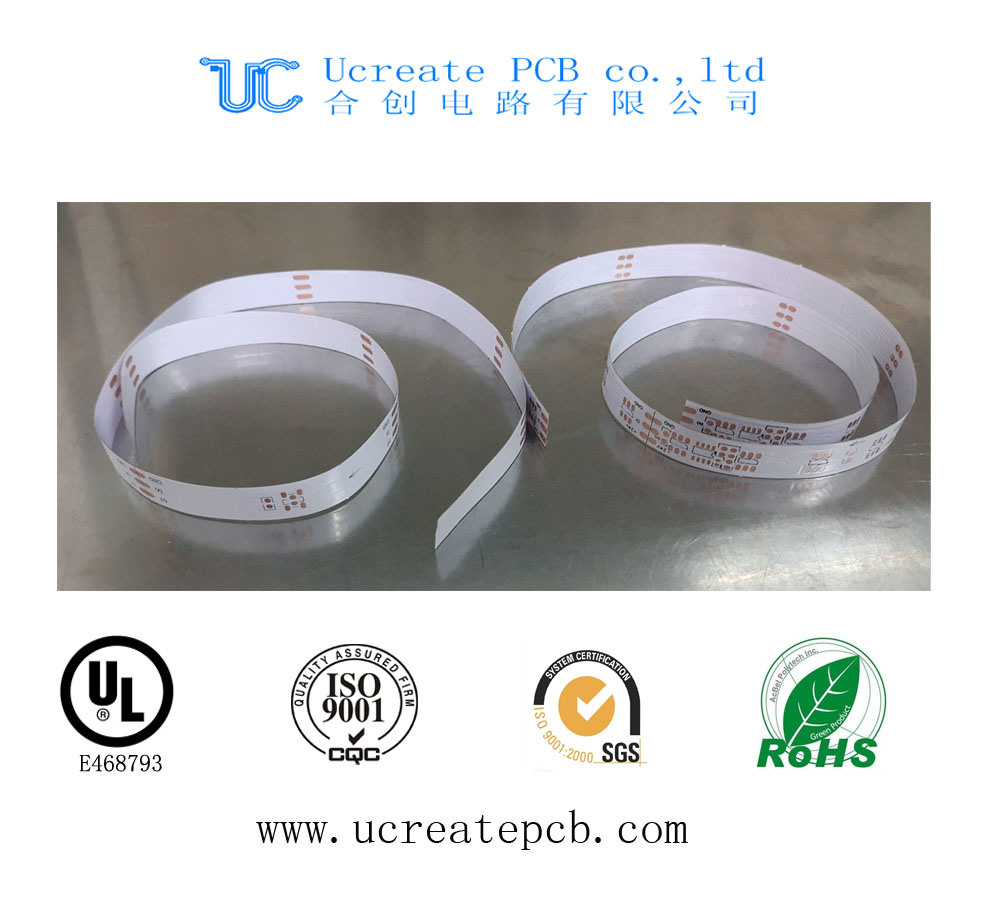 Single Side FPC for LED with High Quality
