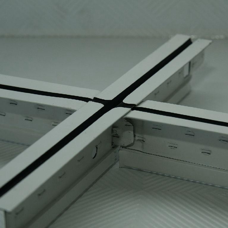 Galvanized Steel T Bar Ceiling Grid For Suspended System